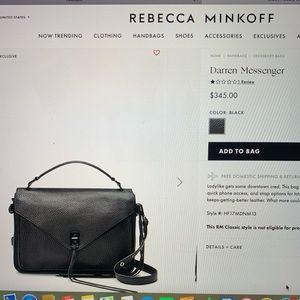 Rebecca Minkoff Daren Messenger